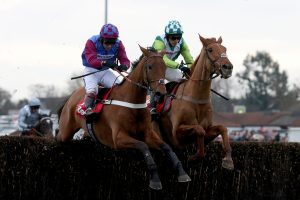 La Bague Au Roi (left) will be aimed at the King George (Julian Herbert/PA)