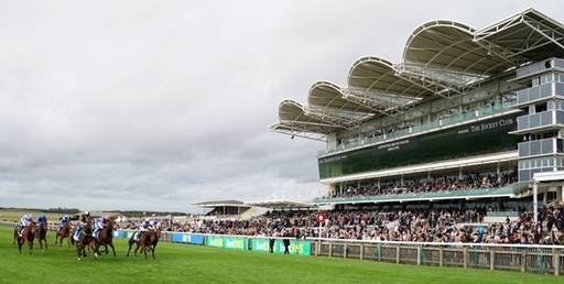 Good Vibes ridden by Richard Kingscote wins the Newmarket Academy Godolphin Beacon Project Cornwallis Stakes (Group 3) during day one of the Dubai Future Champions Festival at Newmarket Racecourse.