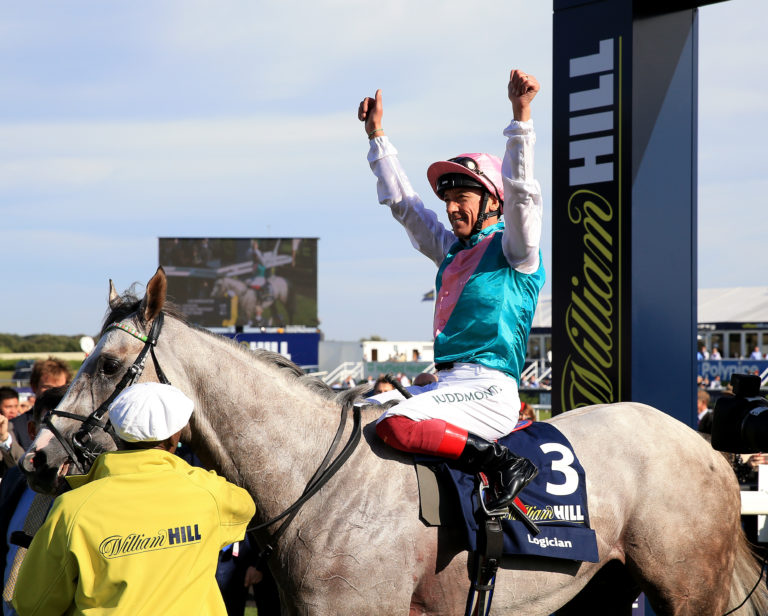 Racing's greatest showman is back in the saddle on Tuesday