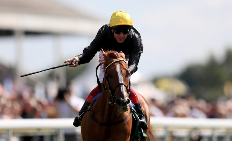 Stradivarius has carried all before him in the staying division over the last two seasons