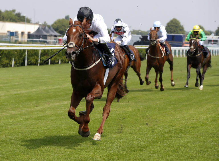 Method was very impressive at Doncaster