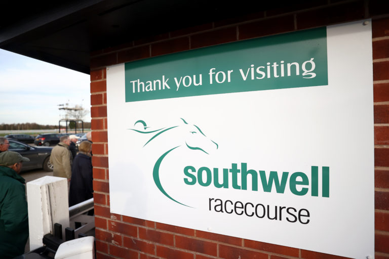 Jump racing returns behind closed doors at Southwell