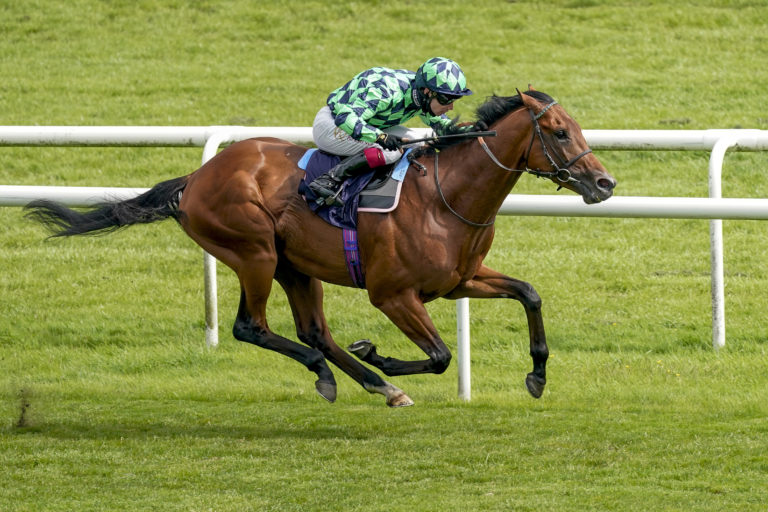 Oisin Murphy completed a Doncaster double on Matthew Flinders