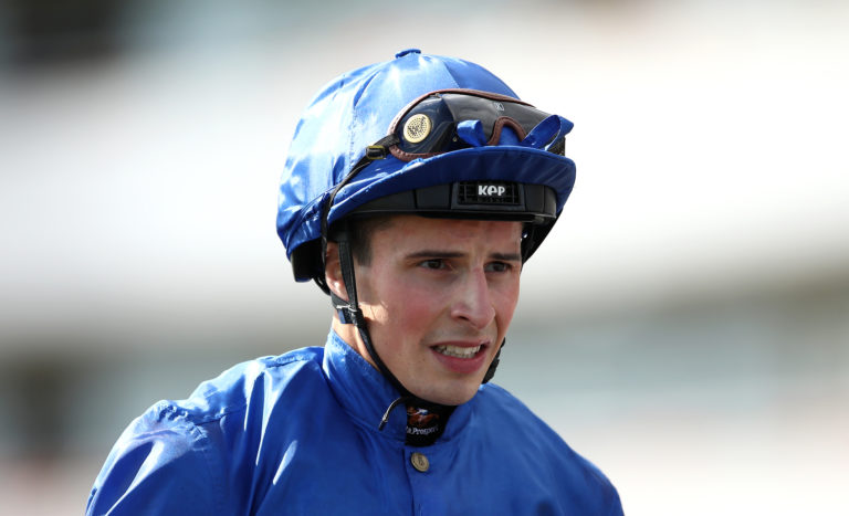 William Buick could ride for Aidan O'Brien at Epsom