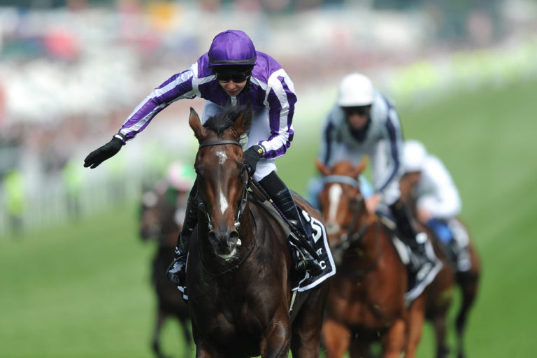 Camelot and Joseph O'Brien triumphed at Epsom