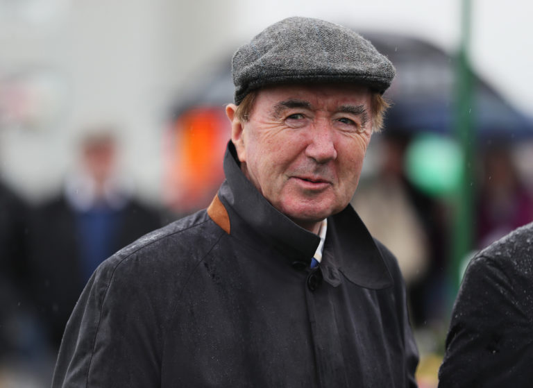Dermot Weld struck in the first race of the Galway Festival