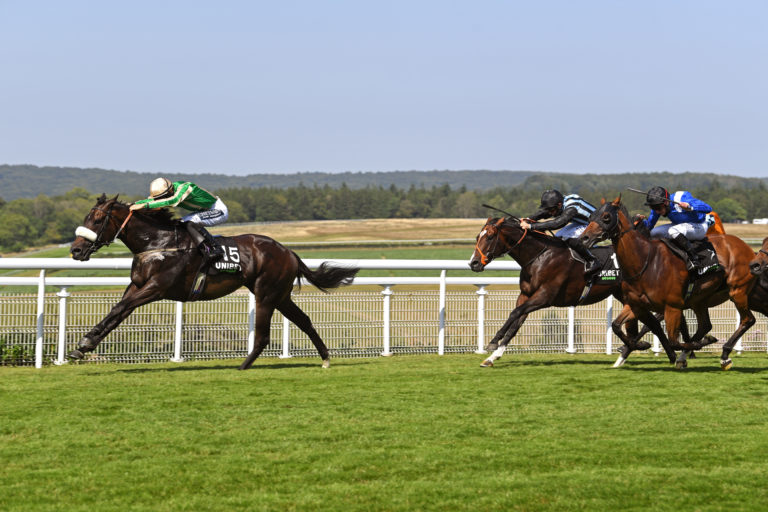 Prompting powers clear in the Unibet Golden Mile
