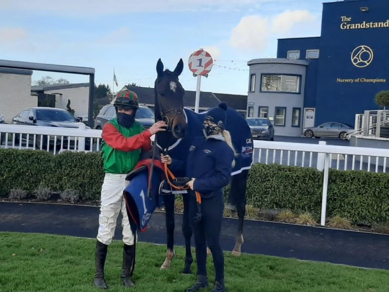 Call My Lyreen following his Grade Two success