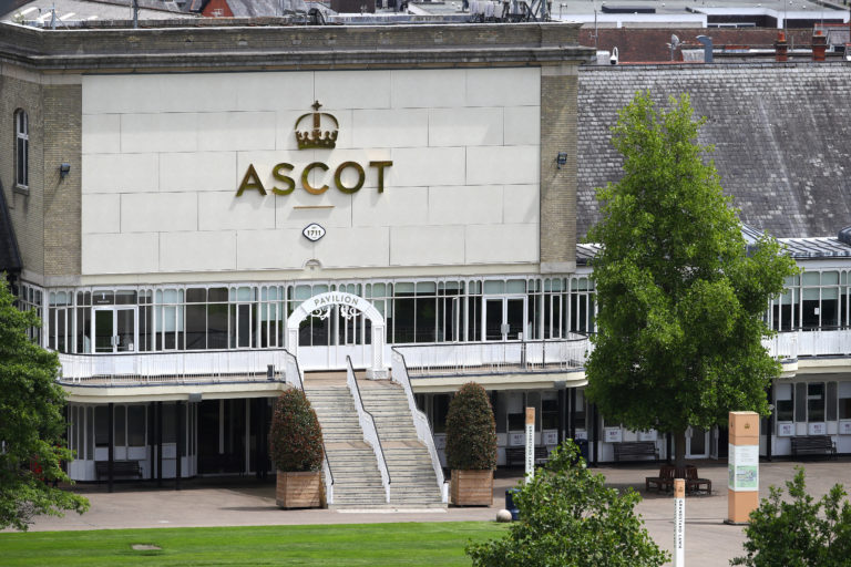 Royal Ascot may yet be able to welcome back a full crowd this year
