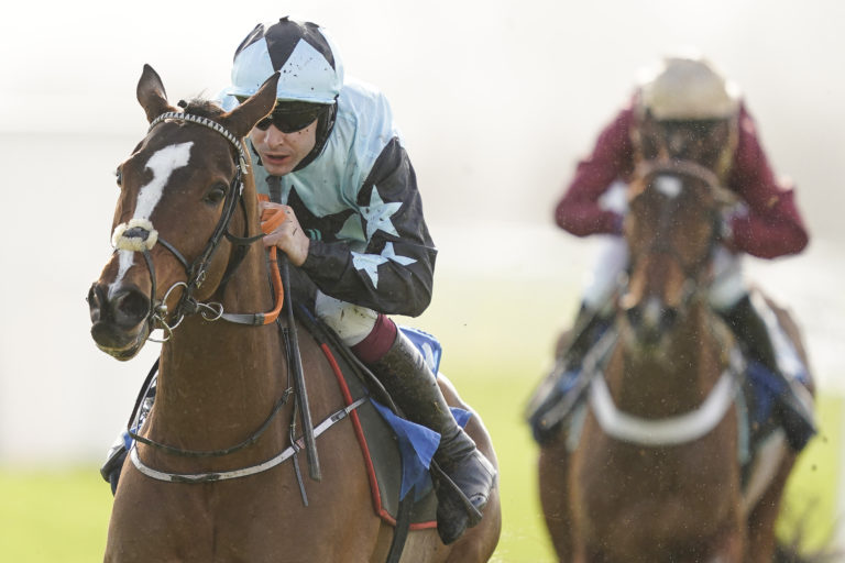 Allavina looks like a mare with a bright future for Olly Murphy