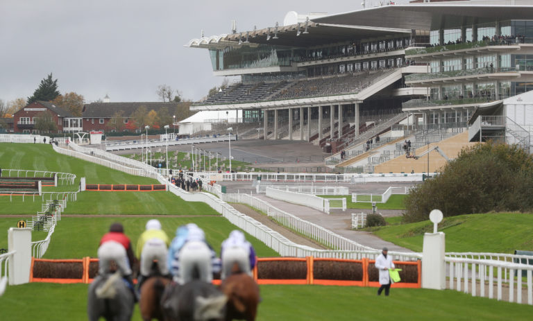 Next month's Cheltenham Festival will take place behind closed door