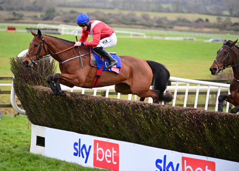 Envoi Allen during his latest victory at Punchestown