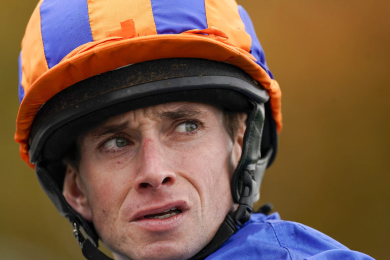 Ryan Moore will be on board Nicest at Chester