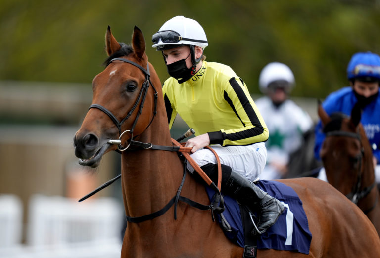 Save a Forest performed best of the trainer's runners in the Oaks