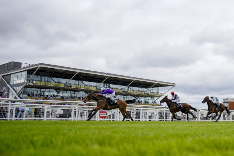 Seattle Rock stretches clear at Newbury