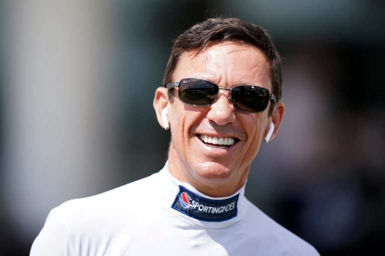Frankie Dettori specialises in the big races these days