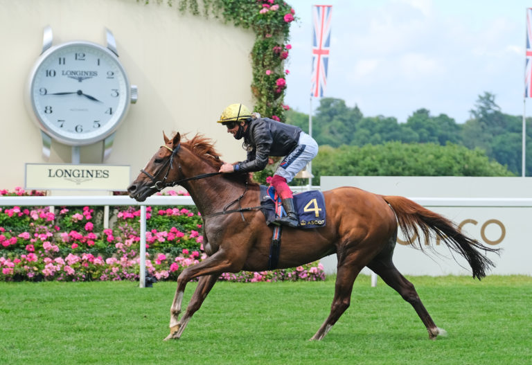 Stradivarius was supreme in the Gold Cup last year and is seeking a fourth win in the race