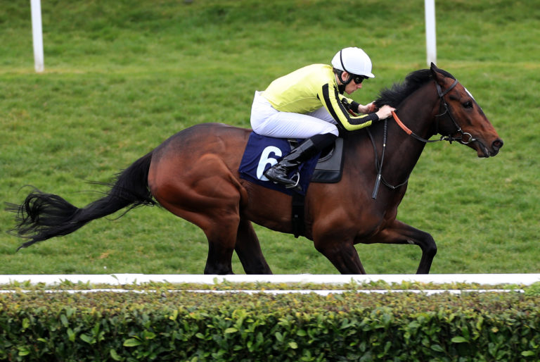 George Peabody has been aimed at the Britannia Handicap for some time