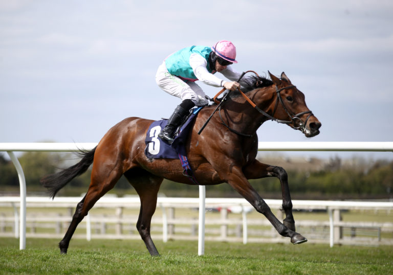 A minor setback ruled Noon Star out of the Oaks