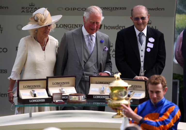 Love's triumphant return in the Prince of Wales's Stakes was her seventh career victory on her first start in 300 days, and worth the wait for trainer Aidan O'Brien - whose success in the Group One feature was his 75th at Royal Ascot, putting him level with the late, great Sir Henry Cecil