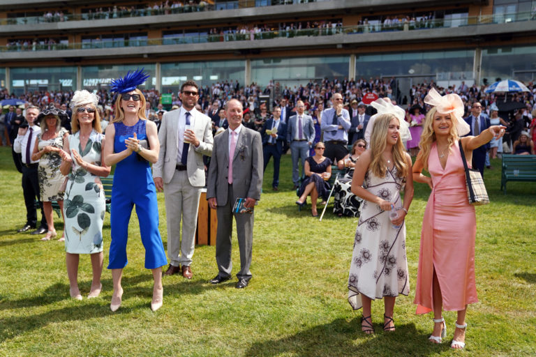 The return of a crowd was most welcome, and perhaps slightly surreal, on day one of Royal Ascot 2021 - by day two, the sight of spectators started to feel real again