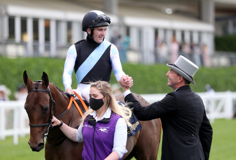 Gavin Cromwell has long proved himself a top trainer over jumps, and is pretty adept on the Flat too - but broke new ground with his first Royal Ascot success when Quick Suzy won the Queen Mary Stakes for him and jockey Gary Carroll