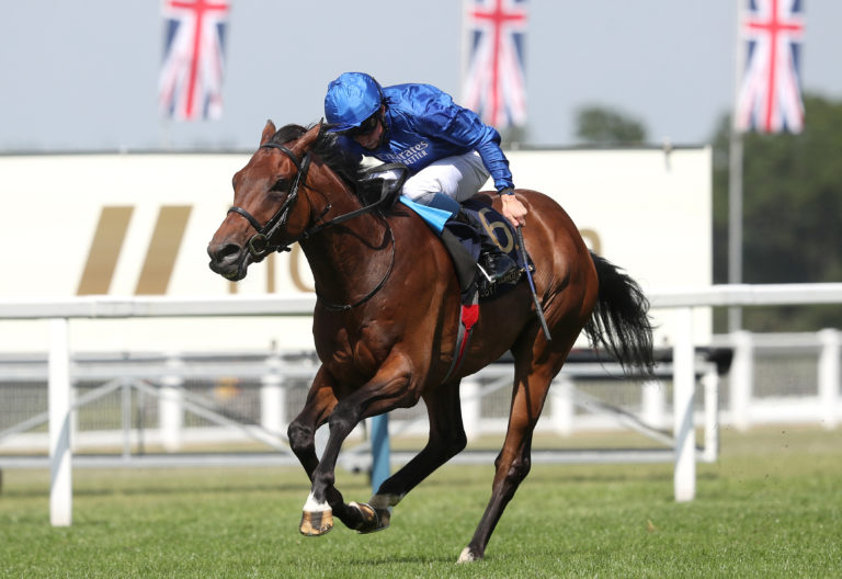 The Group Two Queen's Vase had previously eluded top trainer Charlie Appleby - but not any more, thanks to Kemari and jockey William Buick