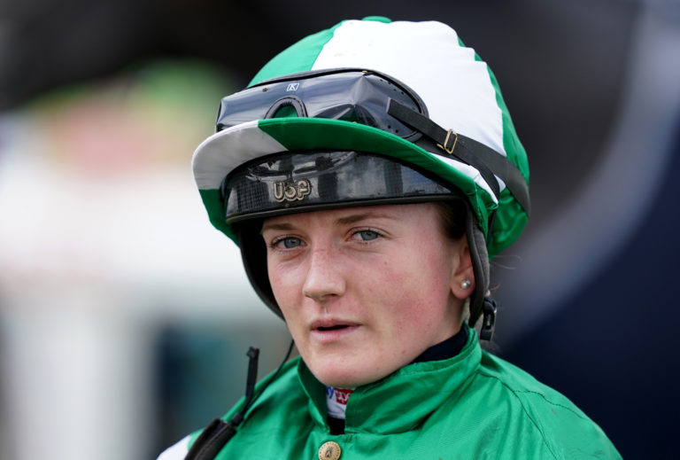 Hollie Doyle will ride the well-backed Chichester